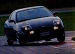 Fiat Coupe 5 Cylinder Turbo Turn