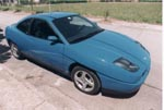Fiat Coupe 5 Cylinder Turbo