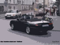 Alfa Spider Wallpaper 57kb